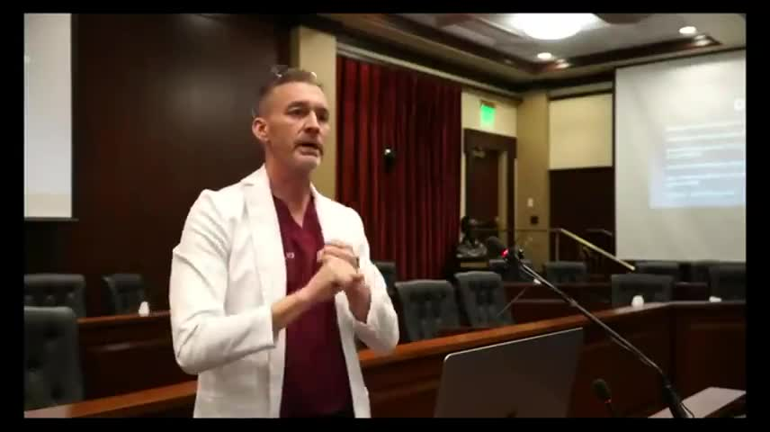 TALK ABOUT COVID-19, Dr. Ryan Cole