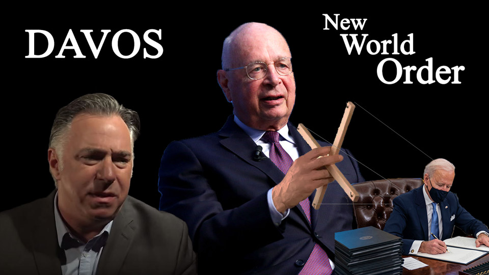 JOE BIDEN'S AMERICA: One Nation Under Davos
