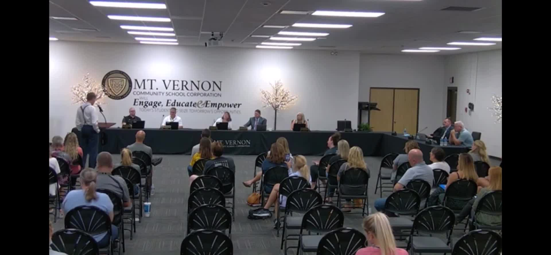 Dr. Dan Stock Blasts CDC and Mt. Vernon School Board Over Useless COVID Restrictions